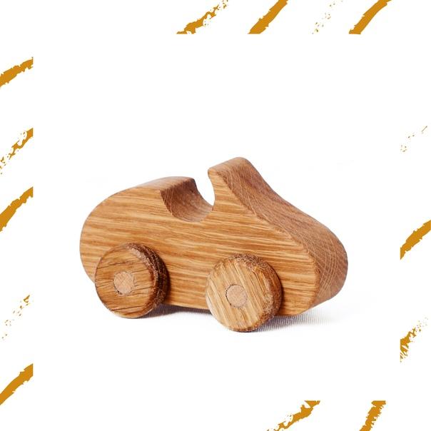 деревянный болид